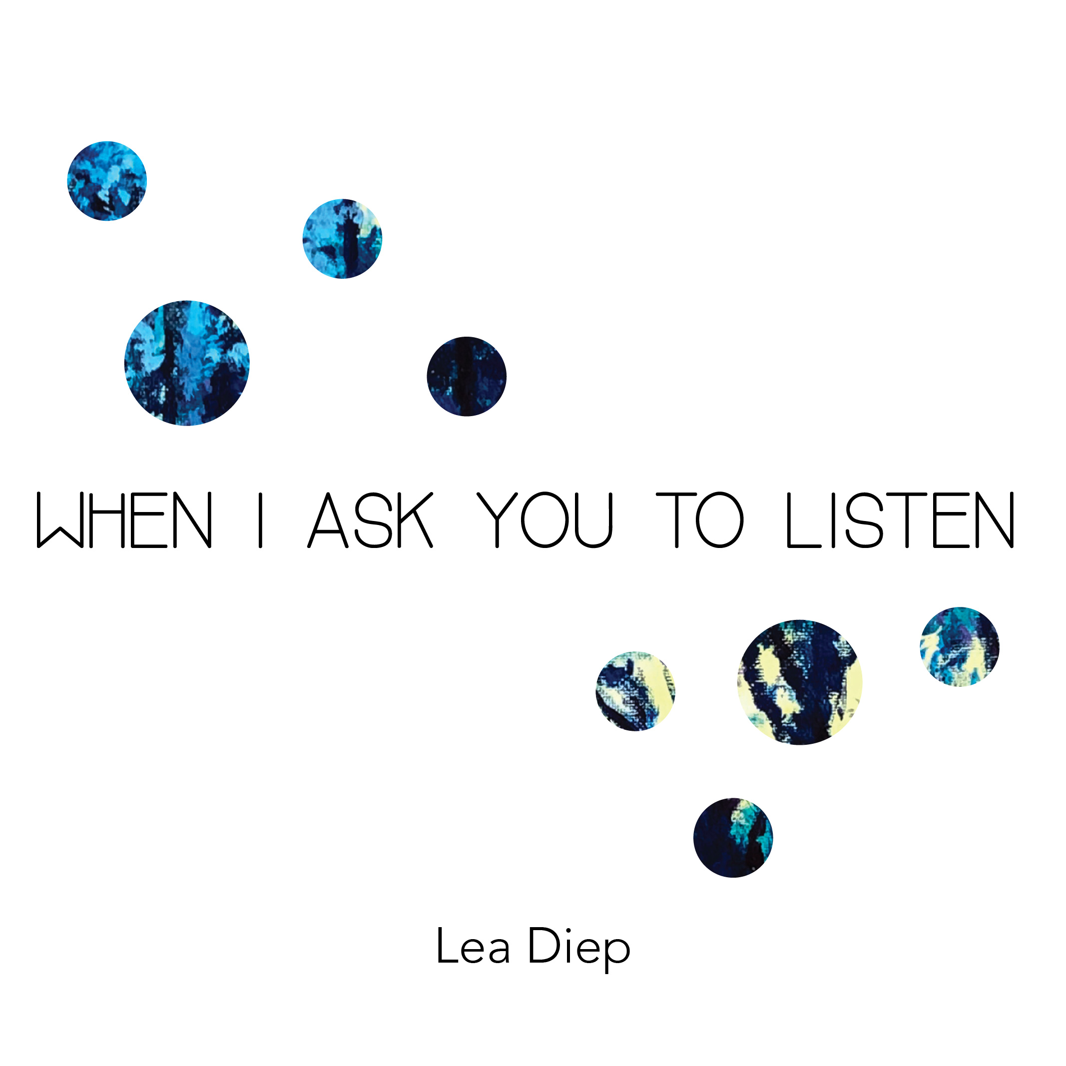 When I ask you to listen